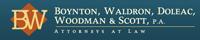 Boynton, Waldron, Doleac, Woodman & Scott, P.A.